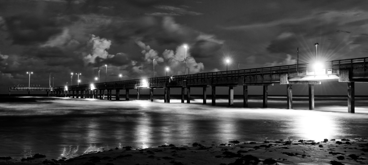 Fishng Pier Port Aransas Ken Spencer