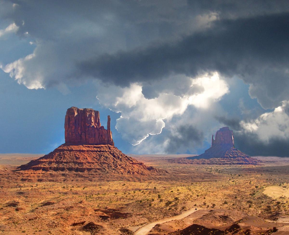 Monumental Storm