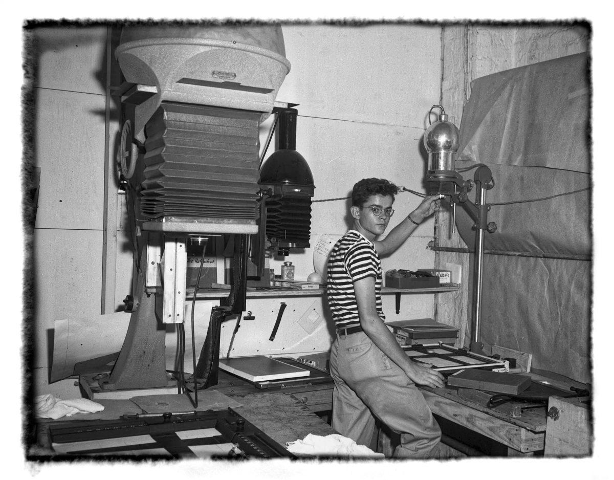 W.D.Smith Studio Enlarger 1940s
