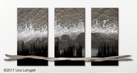 ModernTriptych-Lisa Langell